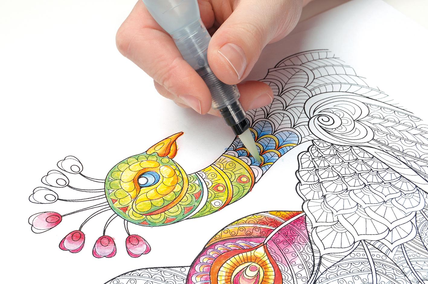 Watercolour Pencils 4
