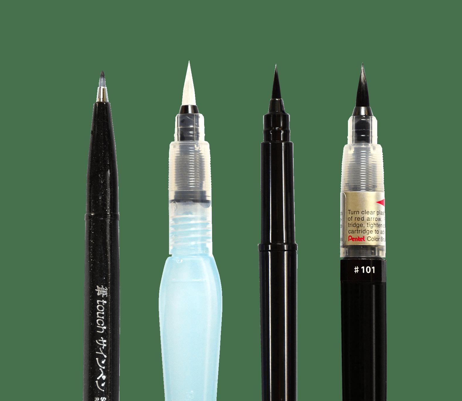 Sign Pen Brush 2